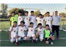 2018-19 Junior Varsity Soccer