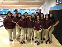 2018-19 Girls Varsity Bowling
