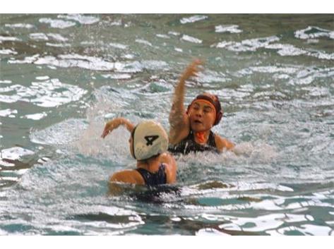Eric Solorio Academy High School Girls Water Polo Activities