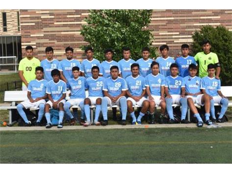 2018-19 Varsity Soccer