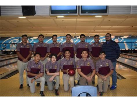 2018-19 Varsity Boys Bowling