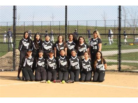 2018 Varsity Girls Softball