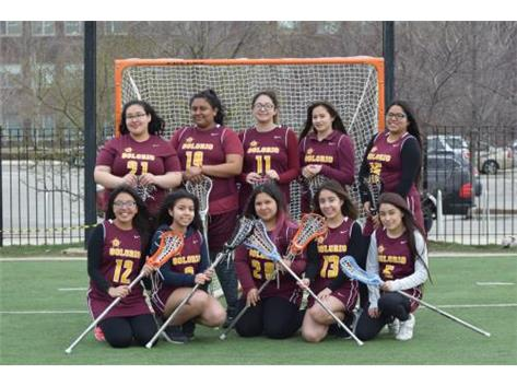 2018 Varsity Girls Lacrosse