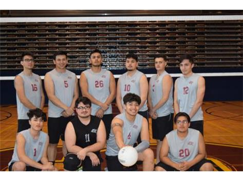2018 Boys Varsity Volleyball