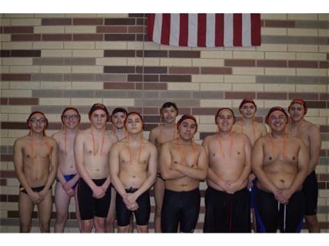 2018-19 Boys Varsity Water Polo