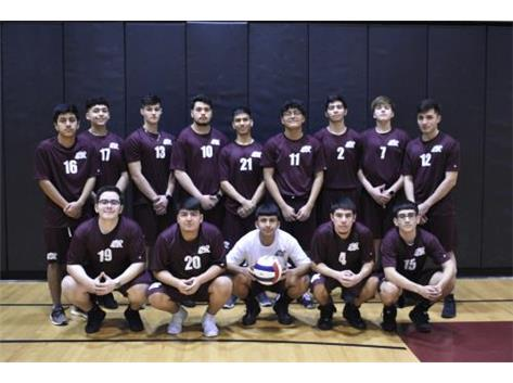 2019 Varsity Boys Volleyball