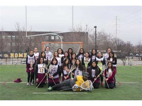 2019 Varsity Girls Lacrosse