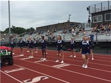 JV team at their first game 2016