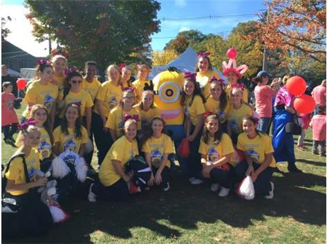 2015 MDSC Buddy Walk
