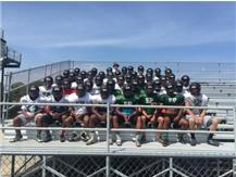 Another Successful Summer Camp for the Mustangs