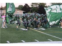 Here come your Mustangs!