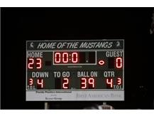 The Mustangs move on to a 2-1 Record!