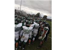The Mustangs fought hard during their football season!