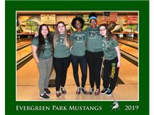 2019-20 Frosh/Soph Girls Bowling Team