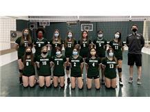 Frosh Volleyball 2020-2021