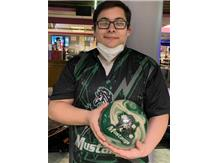 Victor Leal-Painter (Jr), 4th year on team, Team Captain, 192 ave., 267 high game, 662 high series