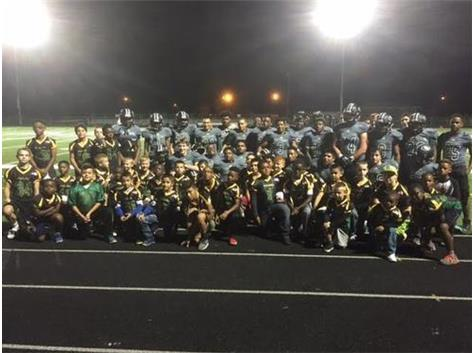 Thank you to all the Youth Players who came out to Youth Night.  Good luck the rest of the season and GO MUSTANGS!!!