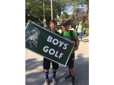 Parade 2018: Danny & Jake