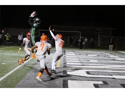 Matt Walsh with a big touchdown catch!