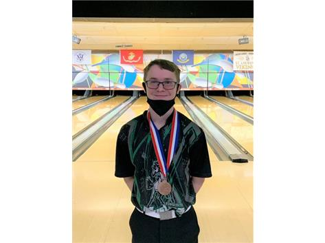 Connor Pula, All Conference, 868 series