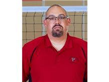 Jason Hartman, V Assistant Coach Volleyball