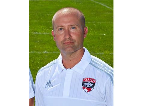 Deke Scott, V Assistant Coach Boys Soccer