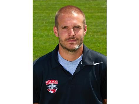Casey Bischof, V Coach Girls Soccer