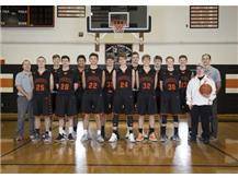 2018-19 Varsity Boys Basketball Team