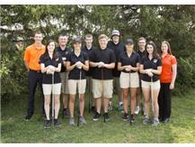 2018 Fisher Golf Team