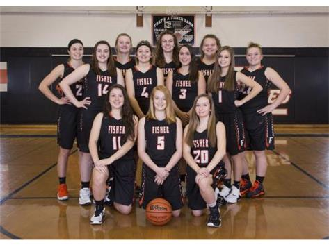 2018-19 Varsity Girls Basketball Team