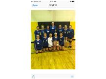 7th grade Volleyball defeated Roanoke Benson in the Sectional to advance to state.