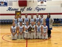 7th Girls Basketball Regional Champs