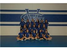 2015 Girls Badminton JV