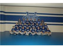 2015 Boys Sophomore Baseball