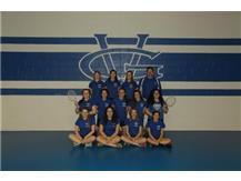 2015 Girls Badminton
