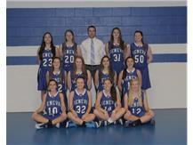 2015-2016 Sophomore Girls Basketball