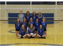 2016 JV Girls Volleyball Team