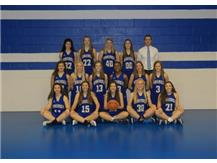 2016-2017 Sophomore Girls Basketball
