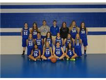 2016-2017 Freshman Girls Basketball