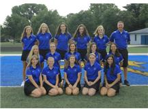 2018 JV Girls Golf