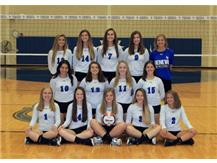 2018 Sophomore Girls Volleyball