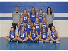 Girls Basketball Freshman 2019-2020