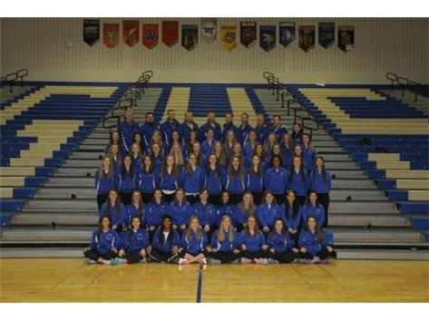 2015 Girls Track and Field