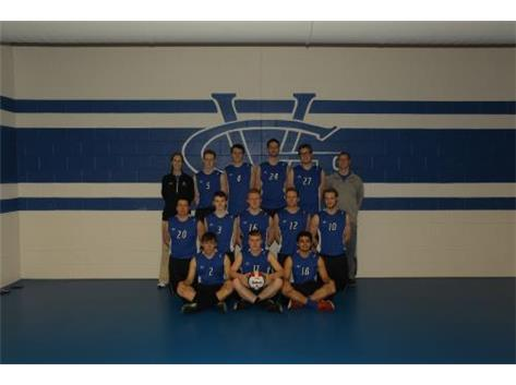 2015 Boys Volleyball