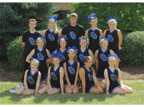 2014-15 Cheerleading