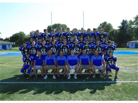 2016 Freshman Football Team