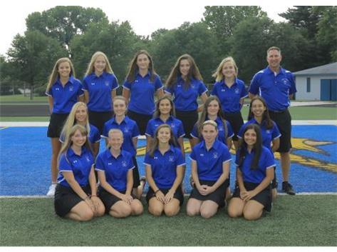 2018 Varsity Girls Golf