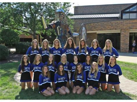 Cheerleading Varsity 2019
