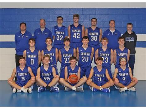 Boys Basketball Varsity 2019-2020
