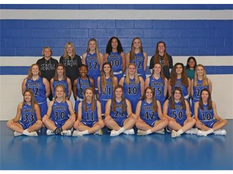 Girls Basketball Varsity 2019-2020
